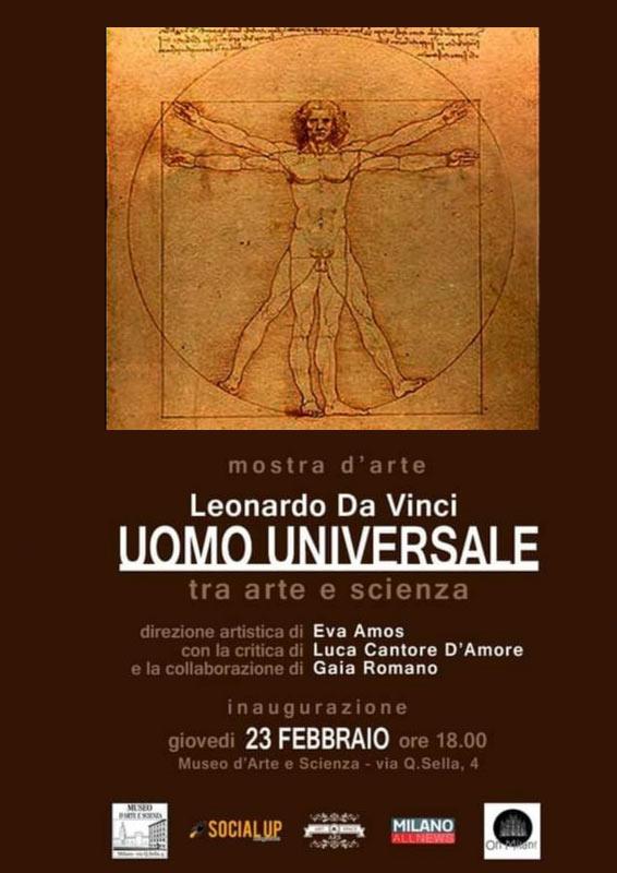 LEONARDO DA VINCI: UOMO UNIVERSALE TRA ARTE E SCIENZA